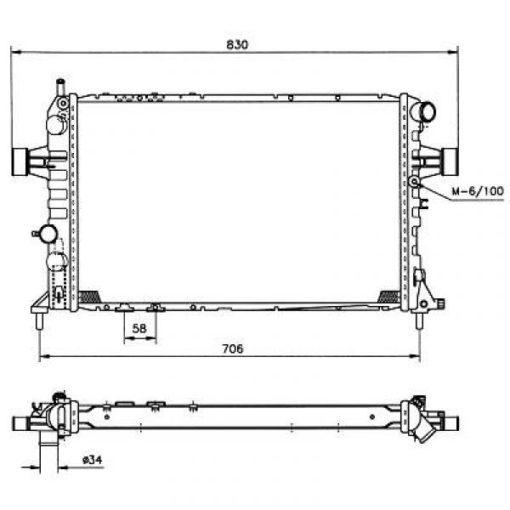 radiador-opel-astra-g-1-7td
