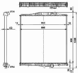radiador-volvo-fh-12-519702